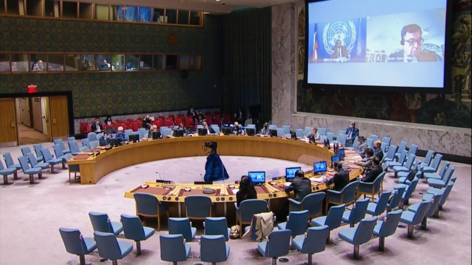 Hội đồng Bảo an lo ngại còn nhiều bất ổn tại Cộng hoà Trung Phi