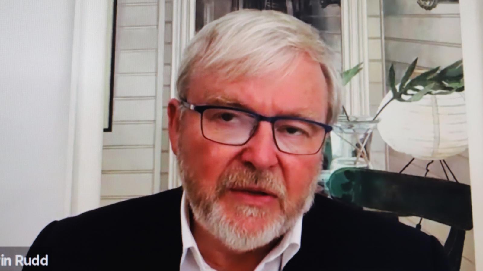 Nguyên Thủ tướng Australia Kevin Rudd: Australia nên trở thành thành viên của ASEAN