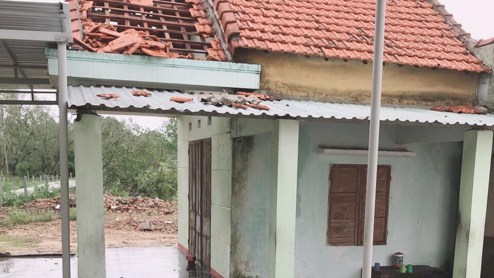 Chưa tìm thấy 3 người mất tích do mưa lũ ở Quảng Nam