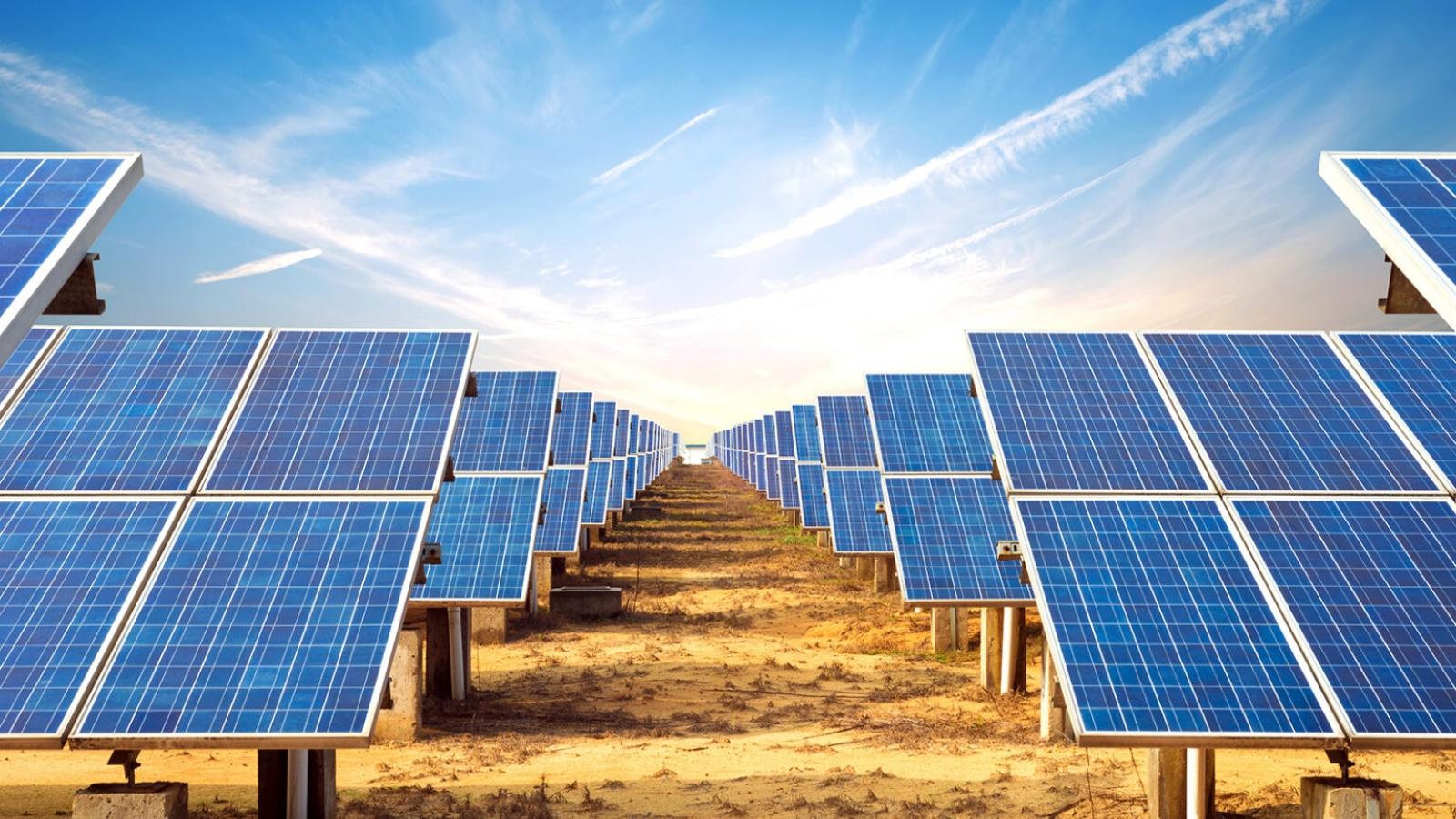 Lào khuyến khích phát triển năng lượng tái tạo