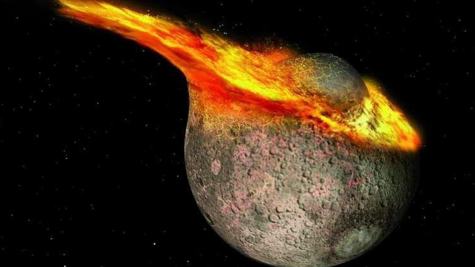 """Mặt Trăng có thể """"trẻ"""" hơn 85 triệu năm so với chúng ta từng nghĩ?"""
