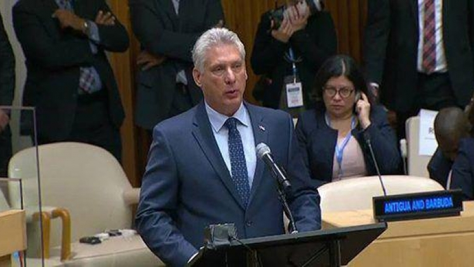 President Diaz-Canel lauds Cuba-Vietnam exemplary relations