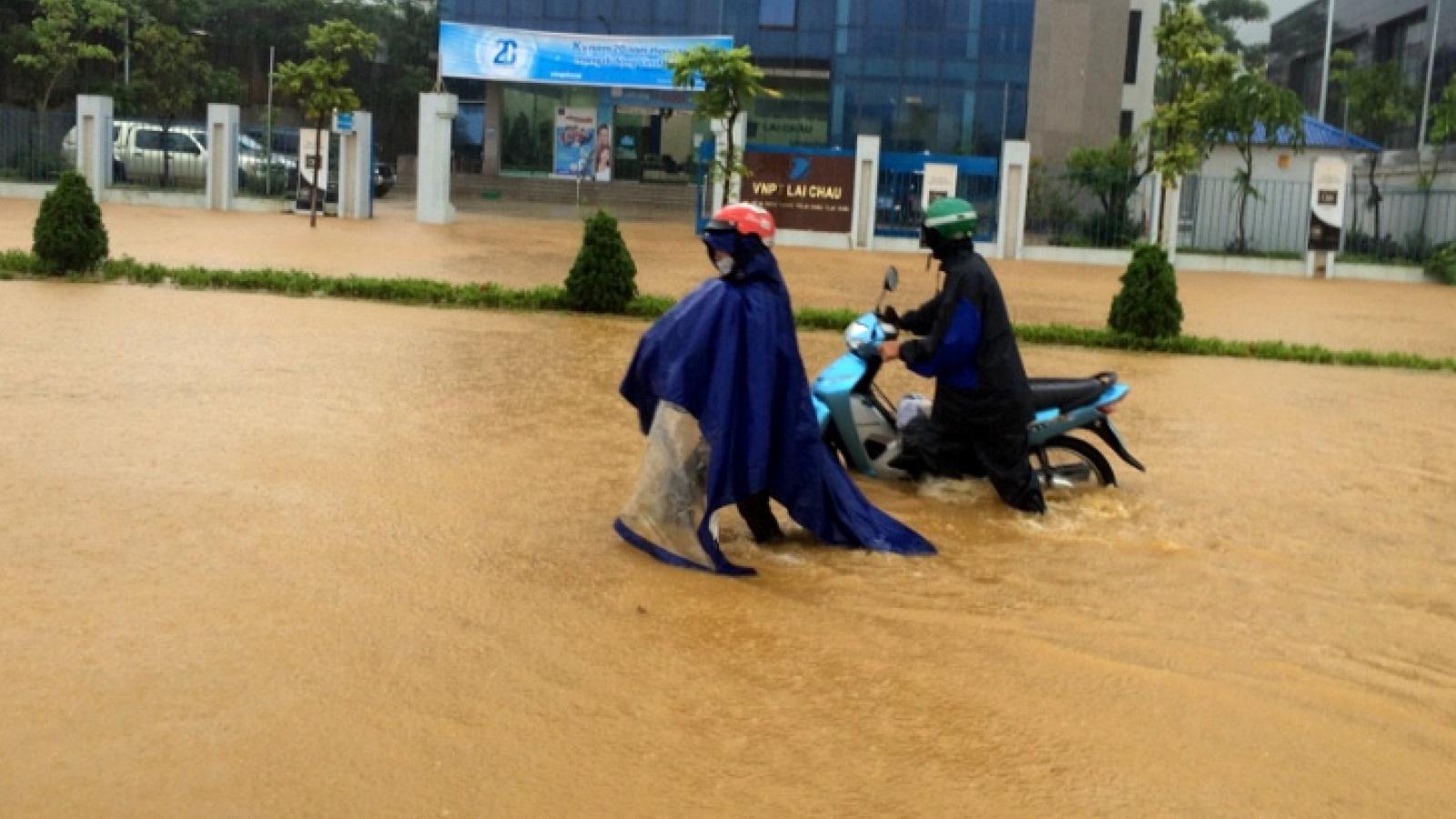 Thừa Thiên- Huế hoãn đại hội Đảng bộ tỉnh để tập trung khắc phục hậu quả lũ lụt