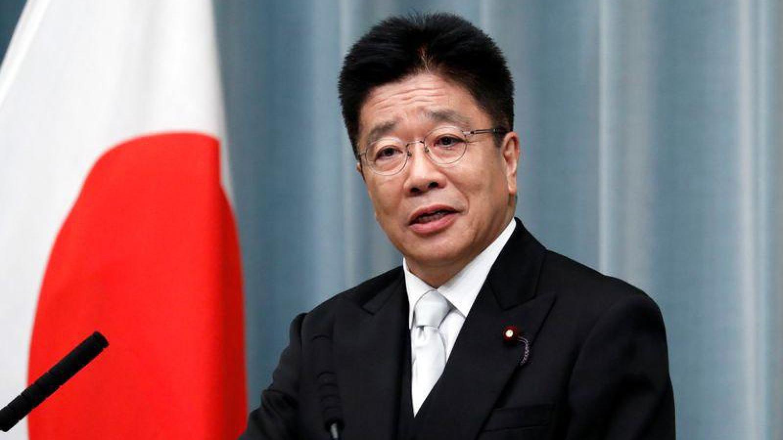 Nhật Bản yêu cầu Trung Quốc rút tàu ra khỏi vùng biển tranh chấp trên biển Hoa Đông