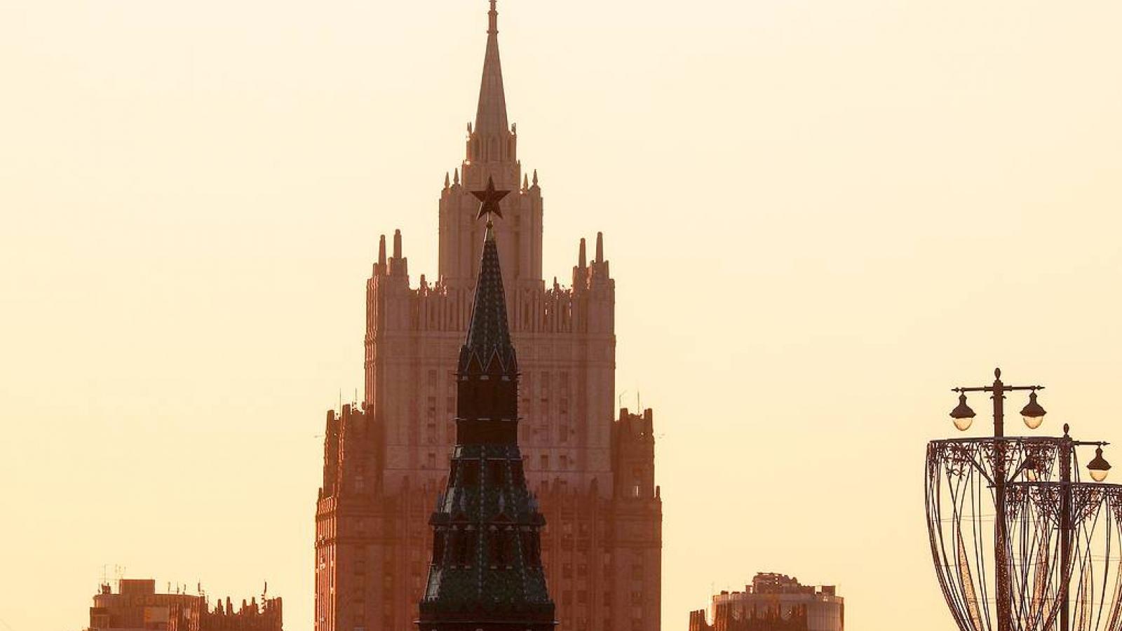 Nga và Mỹ tham vấn ổn định chiến lược tại Phần Lan