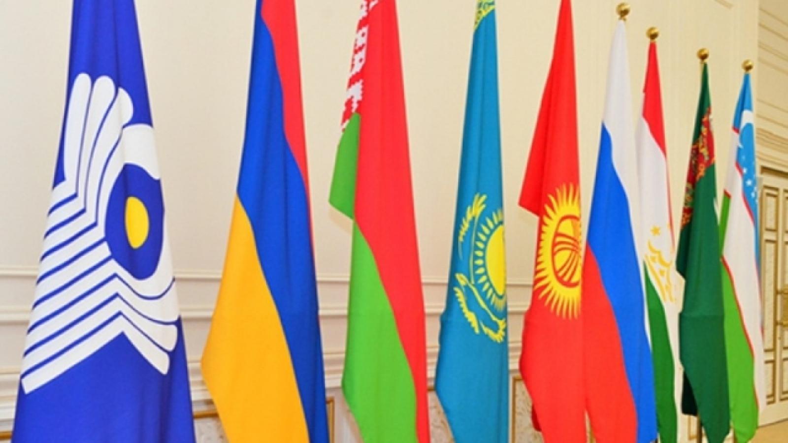 Khủng hoảng khu vực: Phép thử đối với Nga tại Trung Á