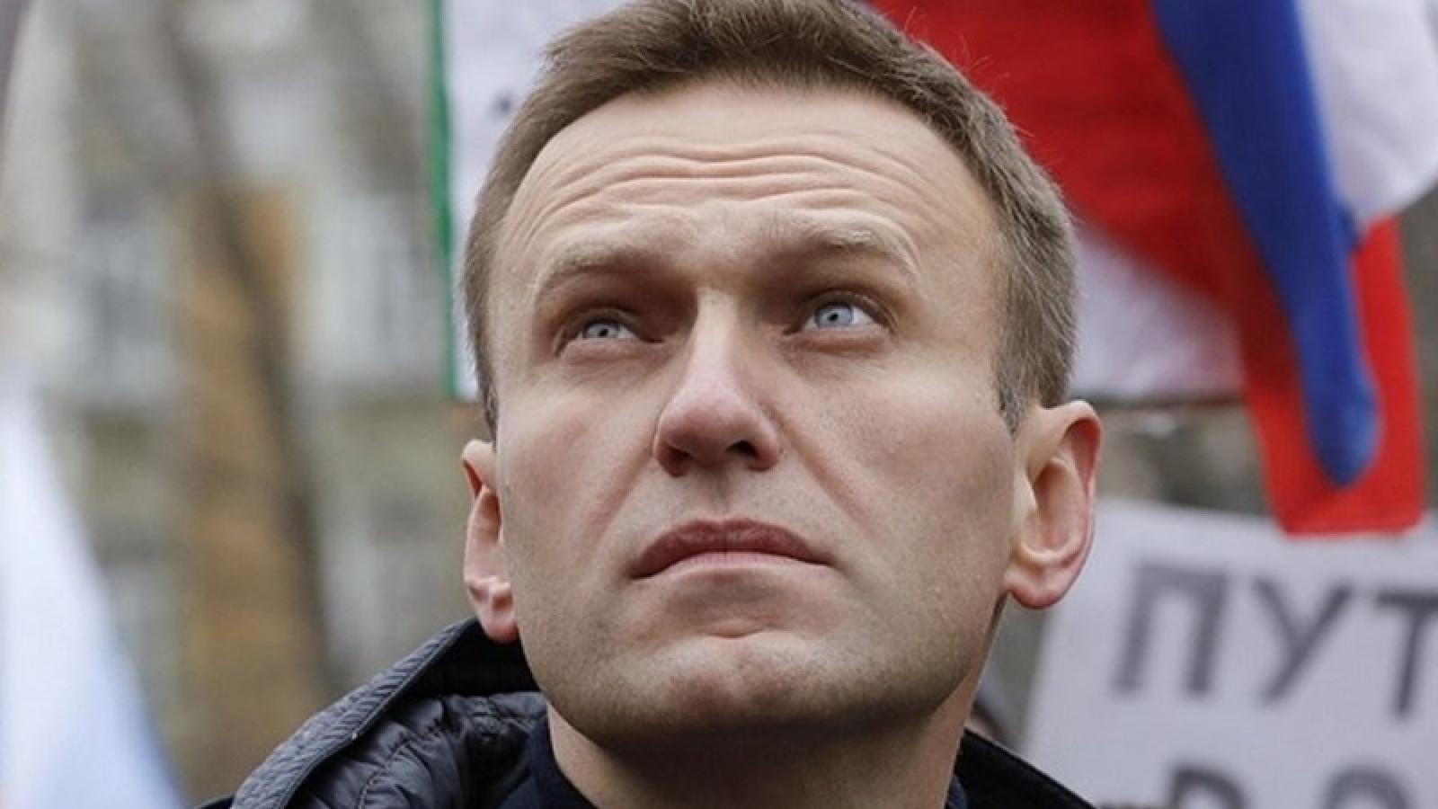 OPCW xác nhận có chất độc trong mẫu máu của Navalny