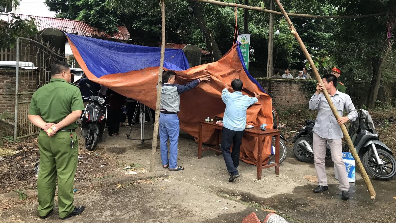 Chặn xe vào bãi rác Nam Sơn vì chưa thống nhất diện tích và giá đền bù