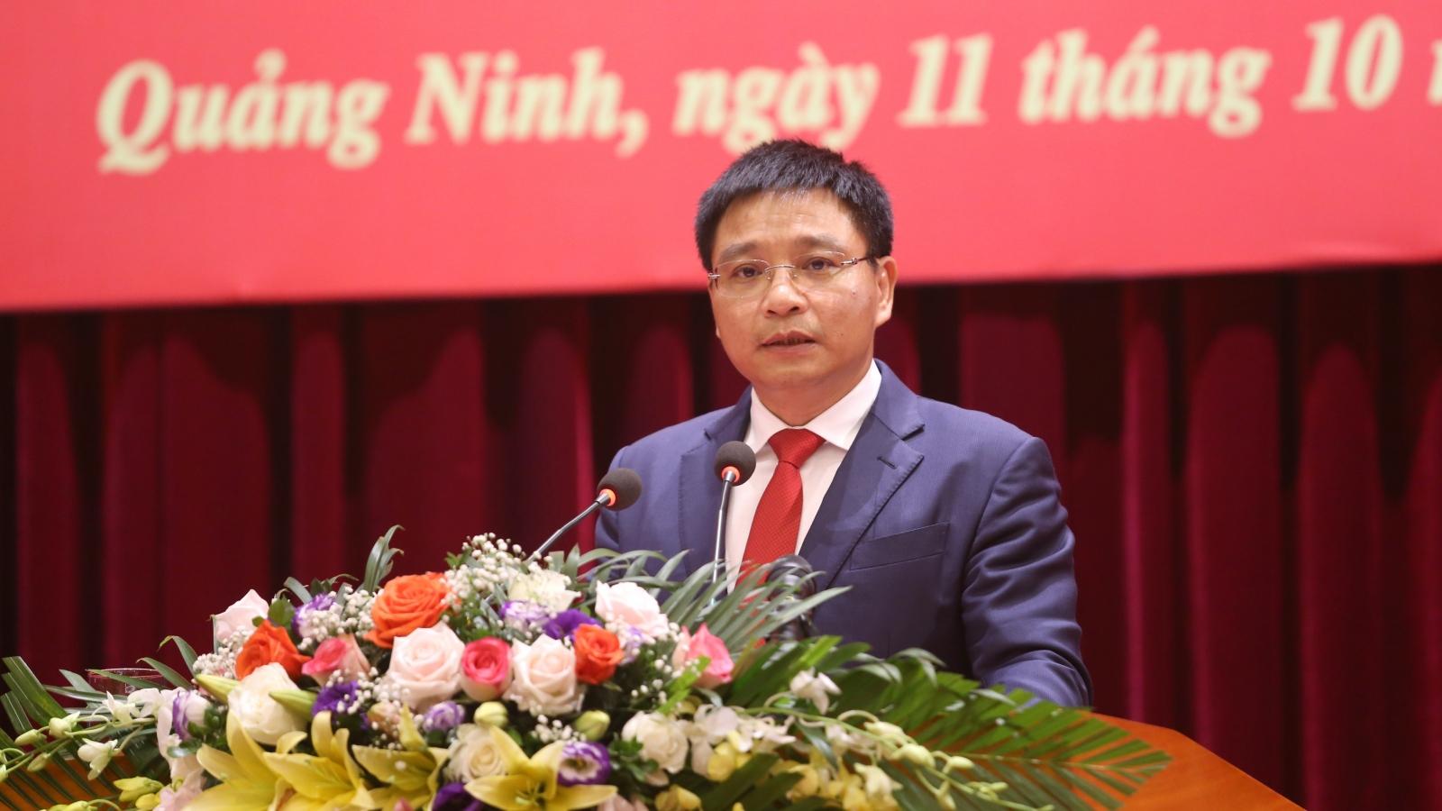 Chủ tịch tỉnh Quảng Ninh được giới thiệu để bầu Bí thư Tỉnh ủy Điện Biên
