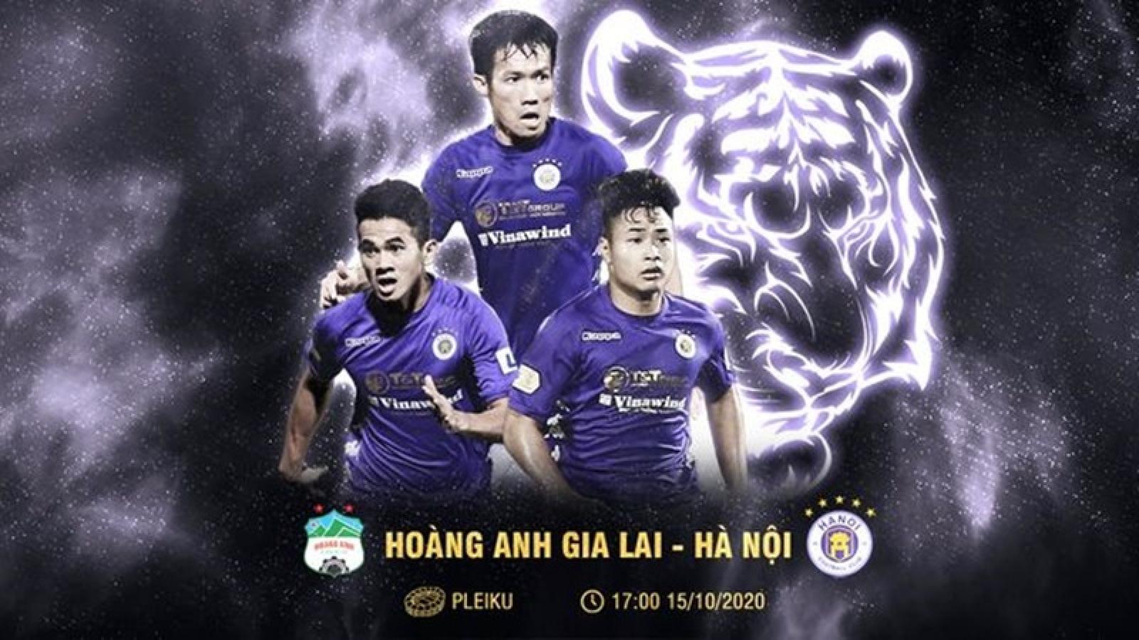 HAGL - Hà Nội FC: Vào hang bắt… hổ Bi-Rai?