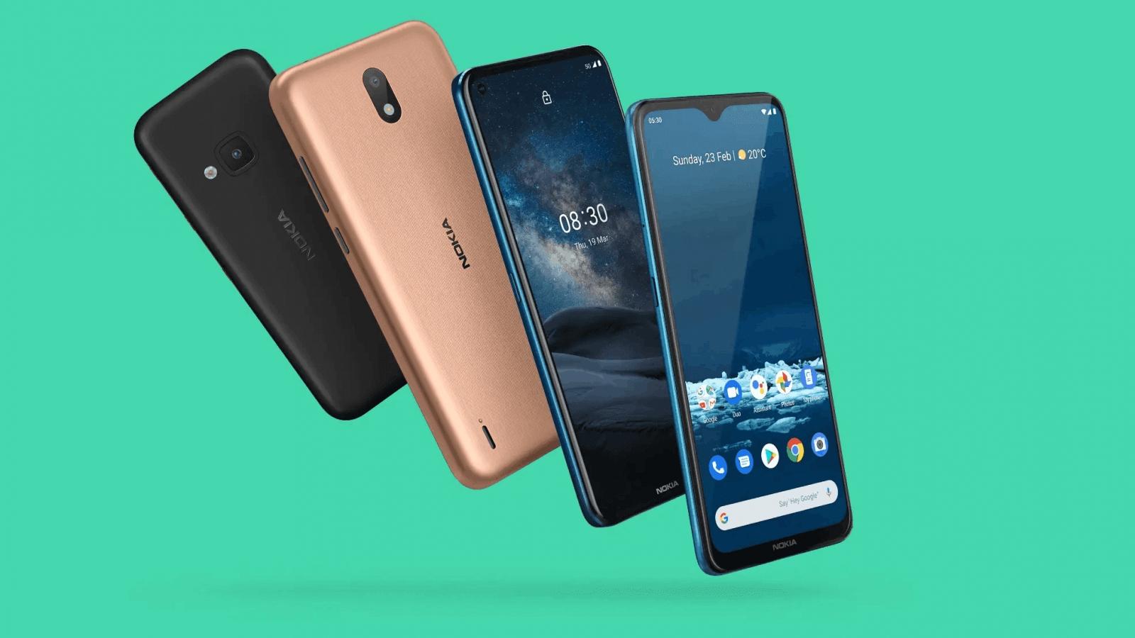 Điện thoại Nokia trở thành thiết bị đáng tin cậy nhất?
