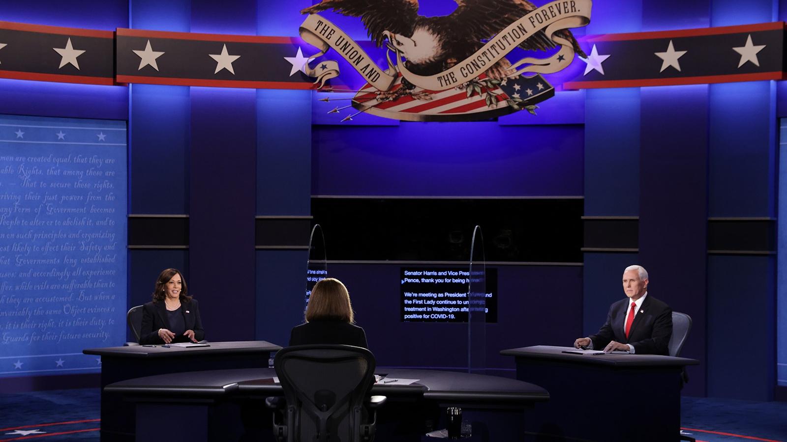 Bà Harris: Việc Trump đối phó với Covid-19 là thất bại lớn nhất lịch sử nước Mỹ