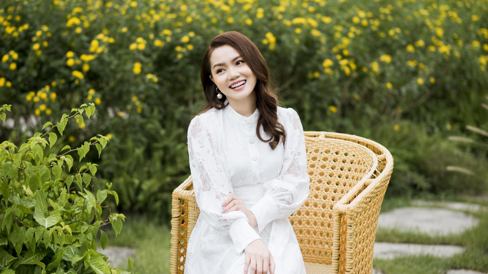 """Nguyễn Ngọc Anh: """"Bạn đời giúp mình bế con, thay tã... còn hơn vạn bông hoa"""""""