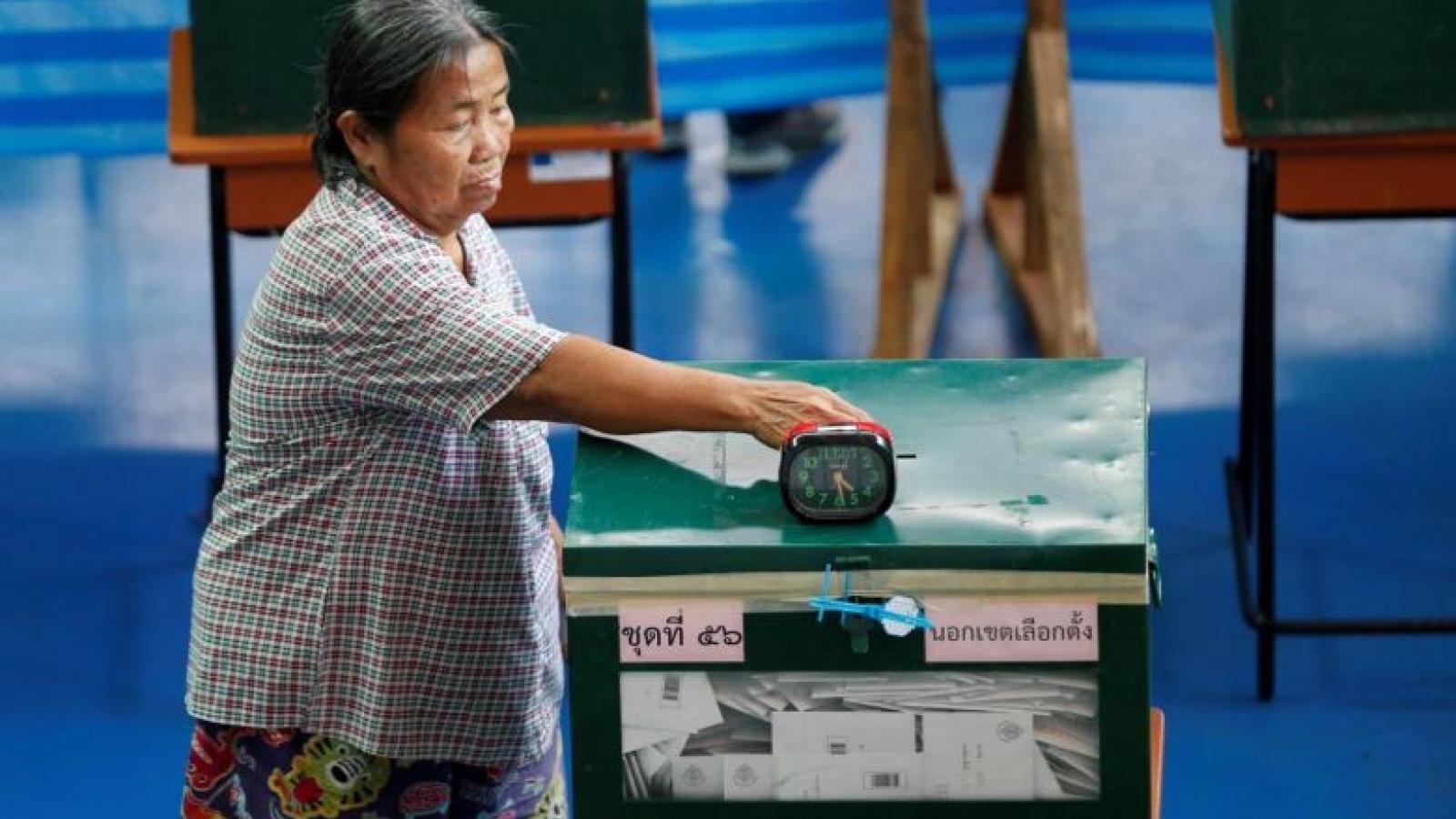 Thái Lan sẽ tiến hành bầu cử địa phương vào tháng 12/2020