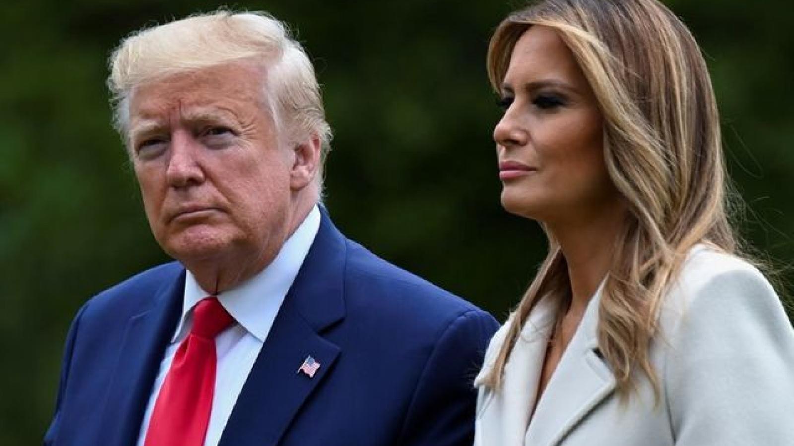 Lãnh đạo thế giới chúc Tổng thống Donald Trump và phu nhân sớm hồi phục