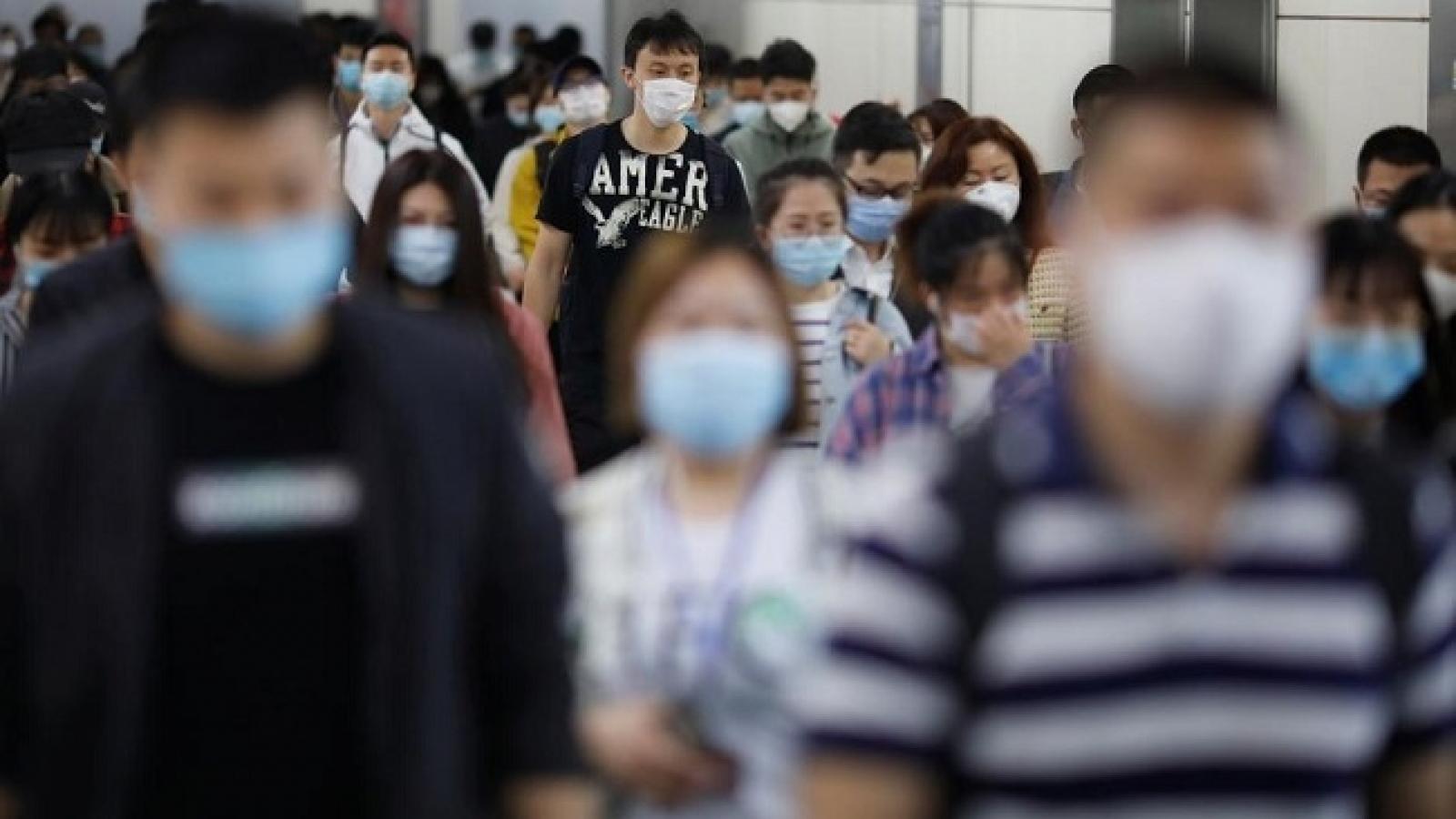 Phát hiện thêm 3 ca Covid-19 không triệu chứng ở Thanh Đảo (Trung Quốc)