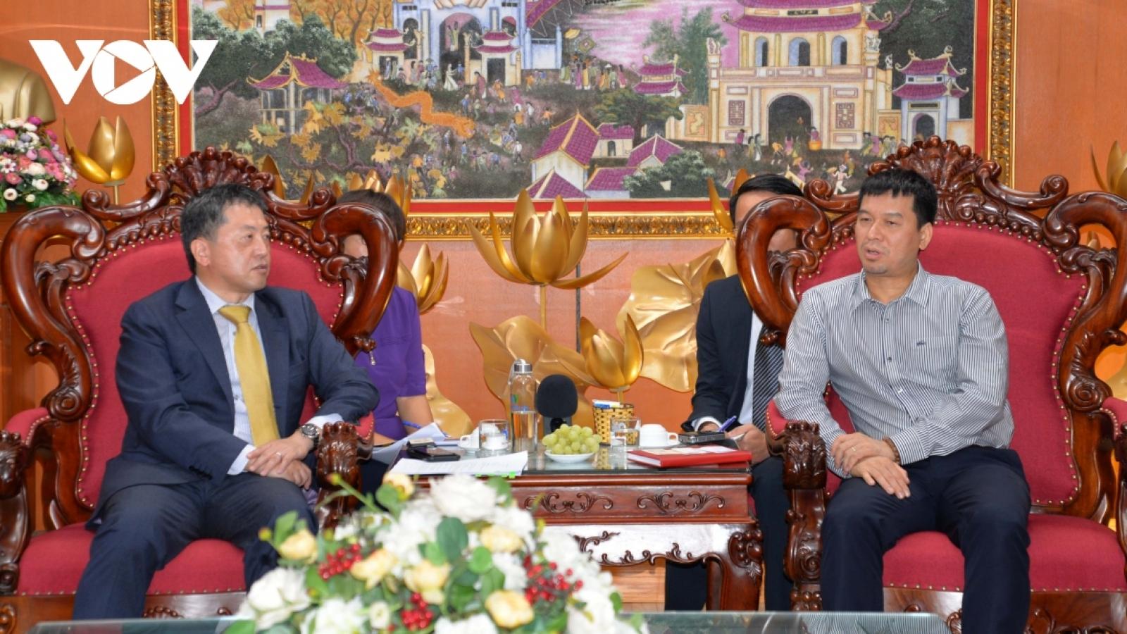 JICA chief representative hails 75-year development path of VOV