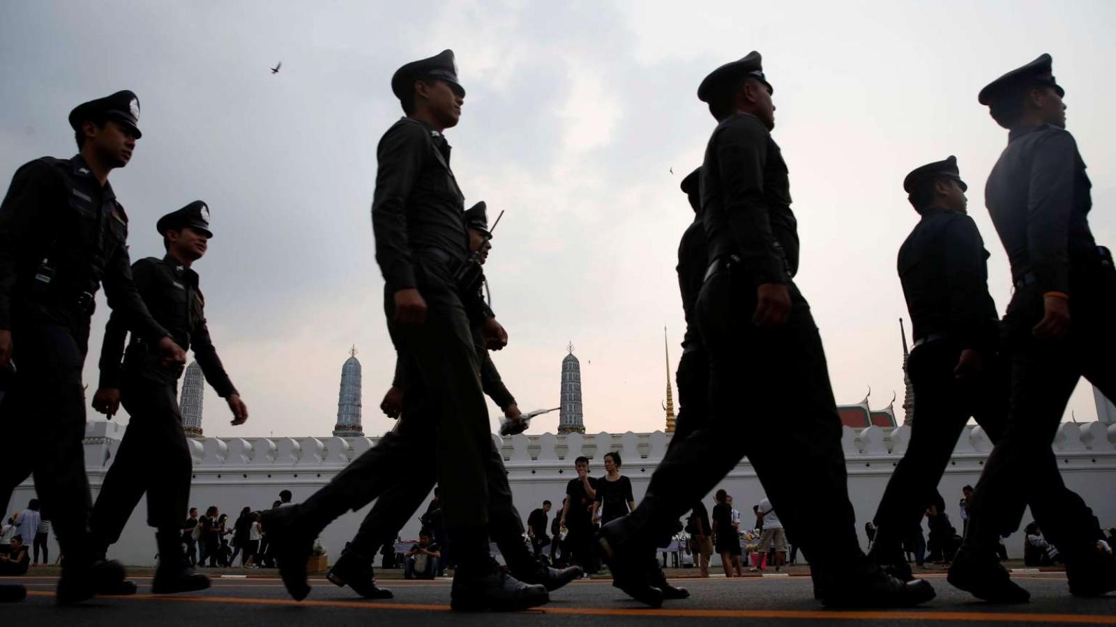 Thái Lan triển khai đơn vị Cảnh sát điều tra tội phạm mạng