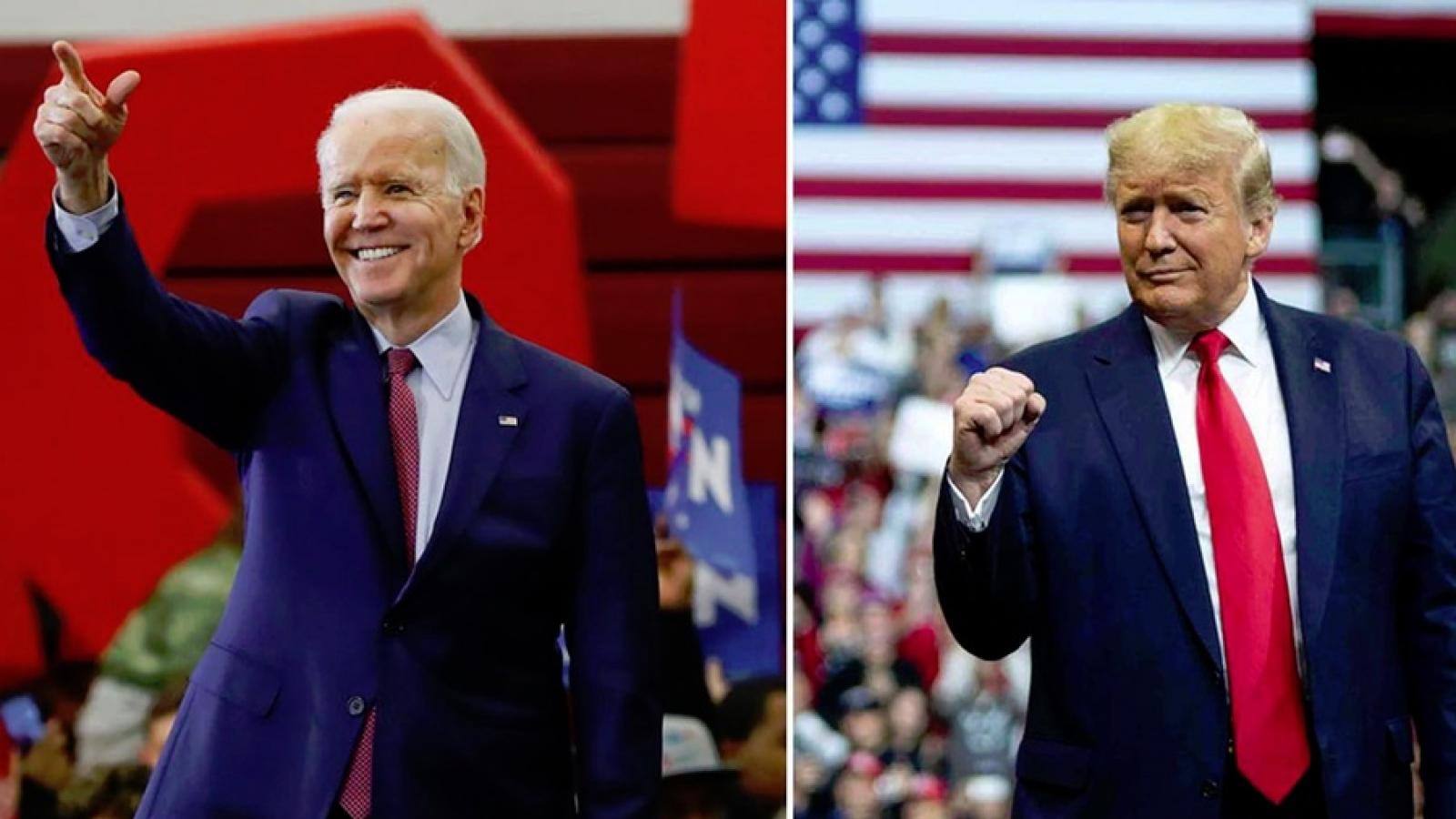 """Bầu cử Mỹ: """"Tiền"""" có thể giúp các ứng cử viên giành phiếu?"""