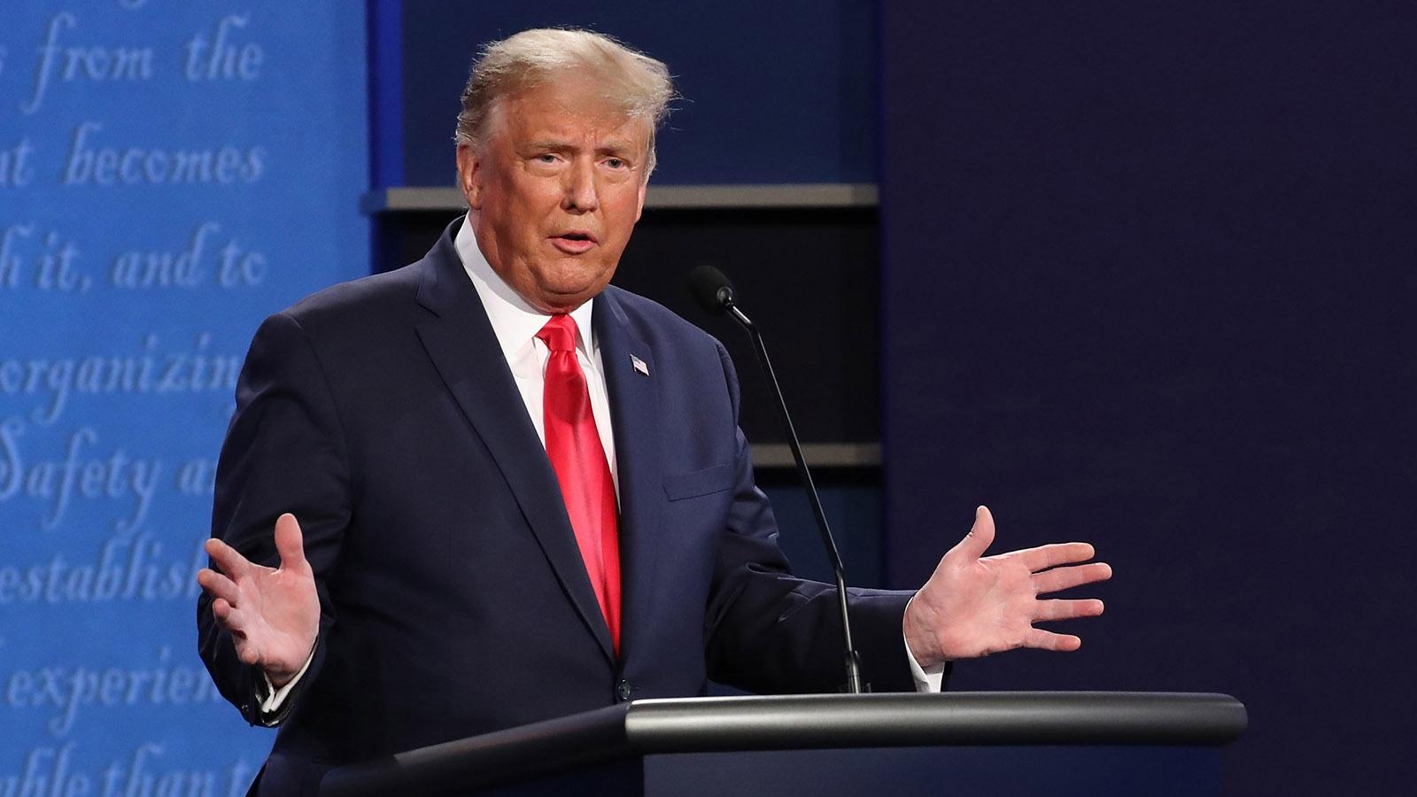 Quan điểm của Trump về Trung Quốc trong dịch Covid-19 thay đổi thế nào?