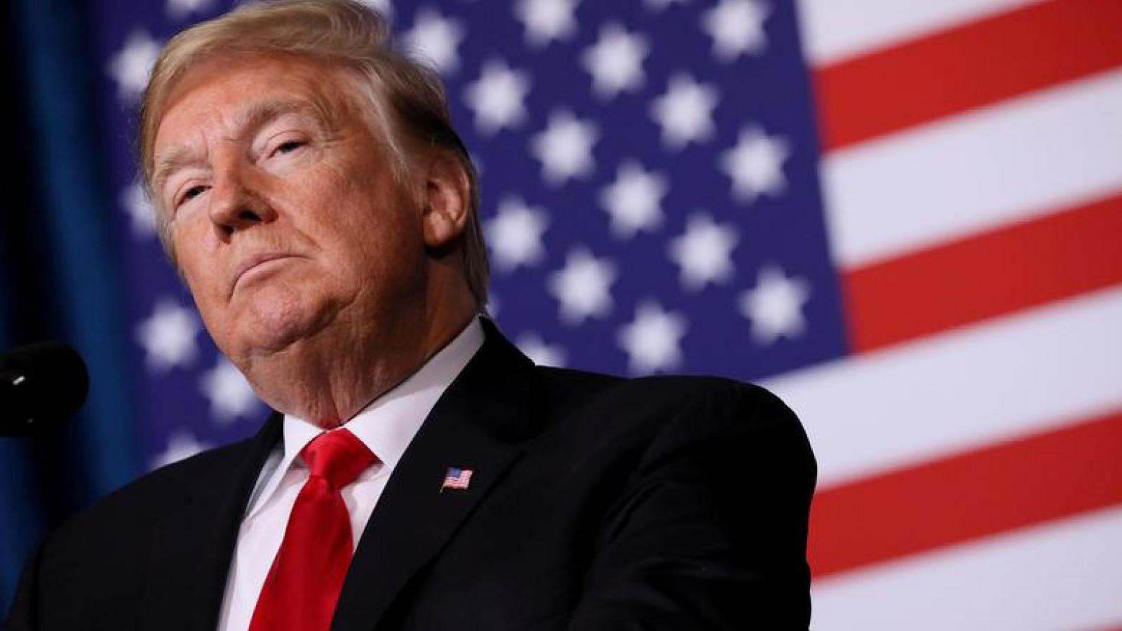 Bên trong Nhà Trắng sau khi ông Trump từ chối nhận thua