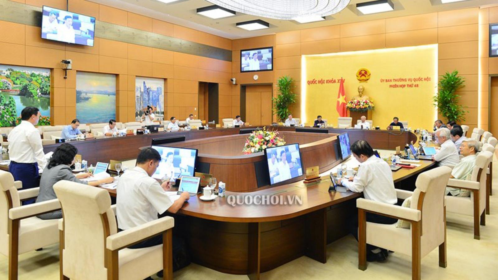 Thành lập Văn phòng Đoàn đại biểu Quốc hội và HĐND cấp tỉnh