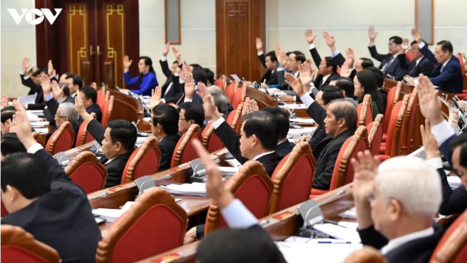 Bộ Chính trị đã phê duyệt 227 nhân sự quy hoạch BCH Trung ương khoá XIII