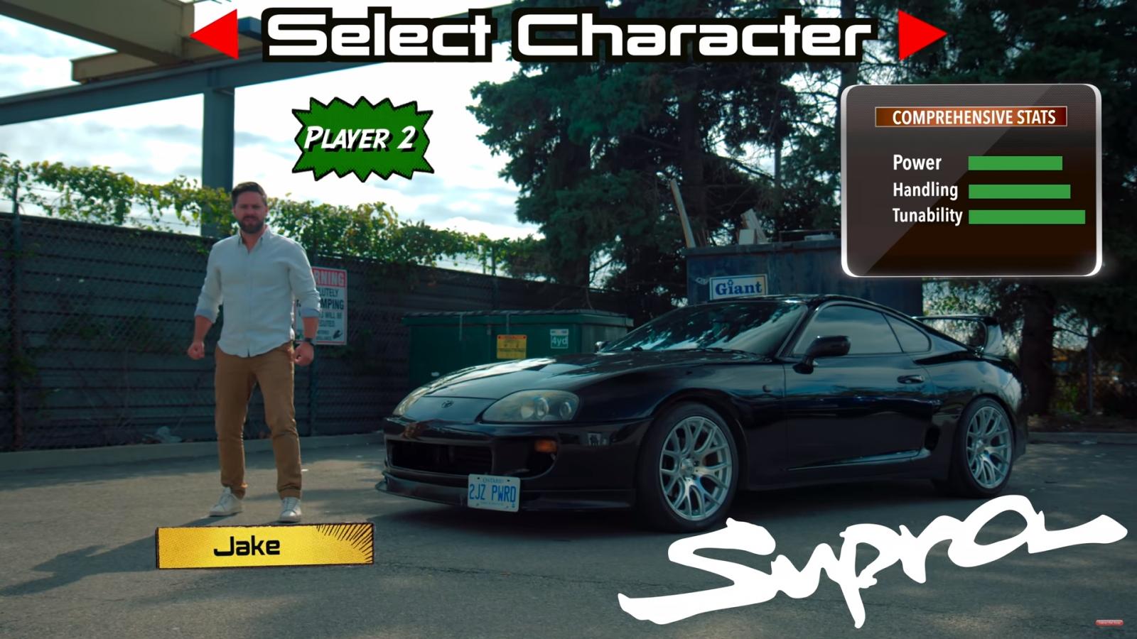 Lựa chọn Supra 2021 hay Supra 1994 cổ điển ?