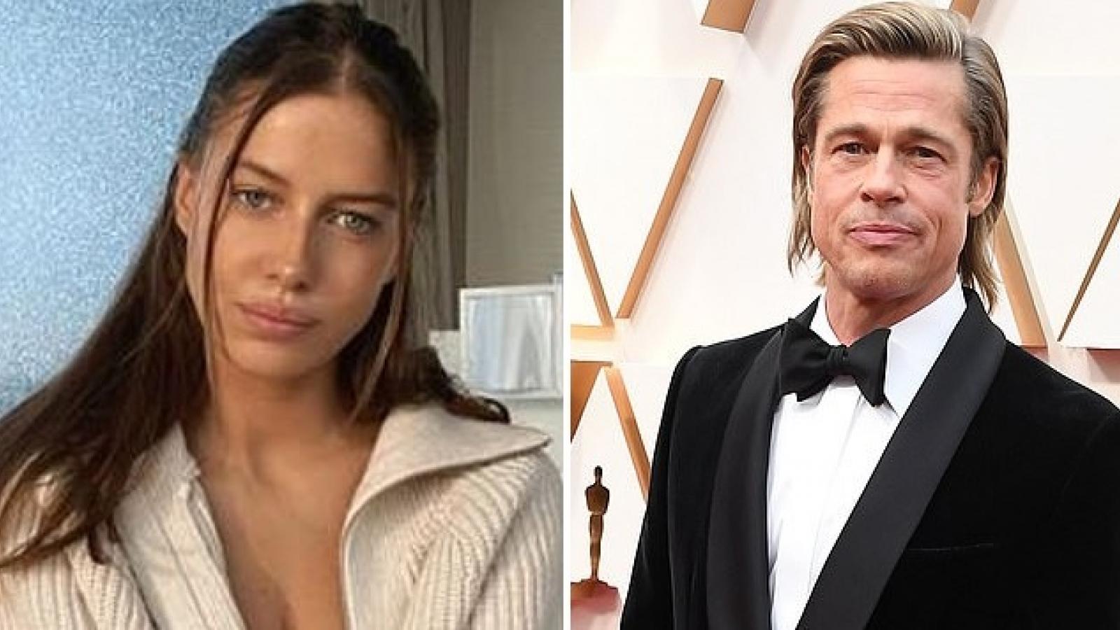 Brad Pitt chia tay bạn gái kém 29 tuổi sau 3 tháng hẹn hò