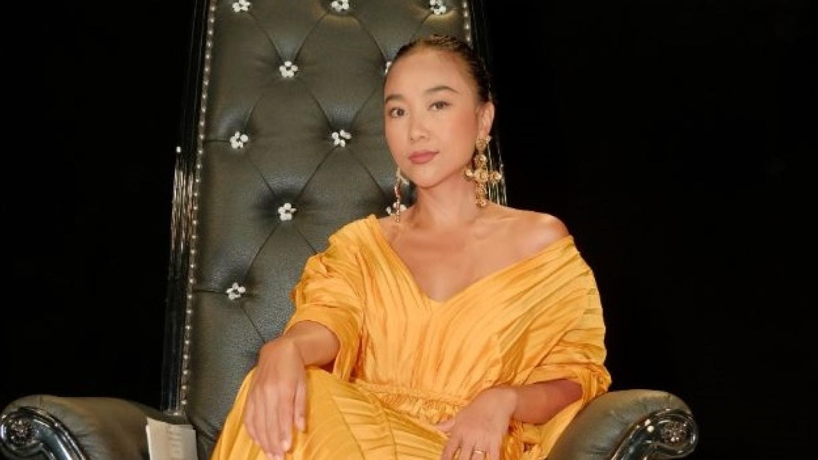 Đoan Trang ngưỡng mộ giọng hát của Lưu Hiền Trinh