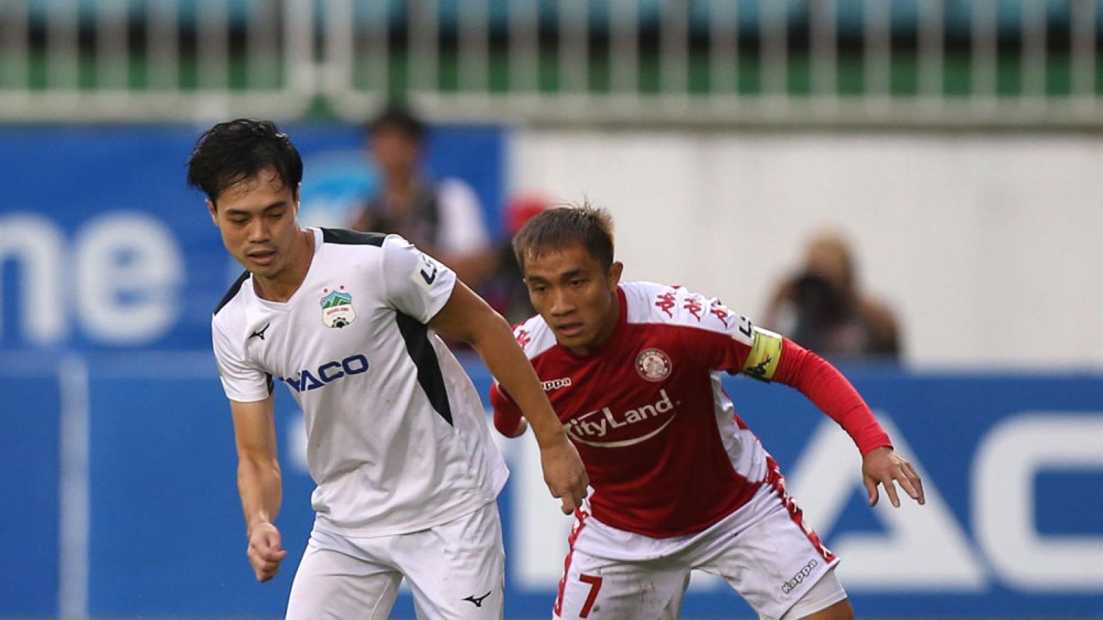 Top 5 bàn thắng đẹp nhất vòng 13 V-League 2020: Tuyệt vời Văn Toàn