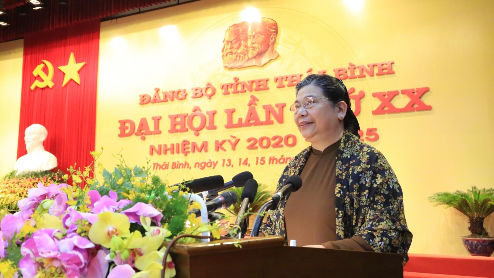 Thái Bình cần coi trọng hơn nữa lĩnh vực nông nghiệp, nông thôn, nông dân