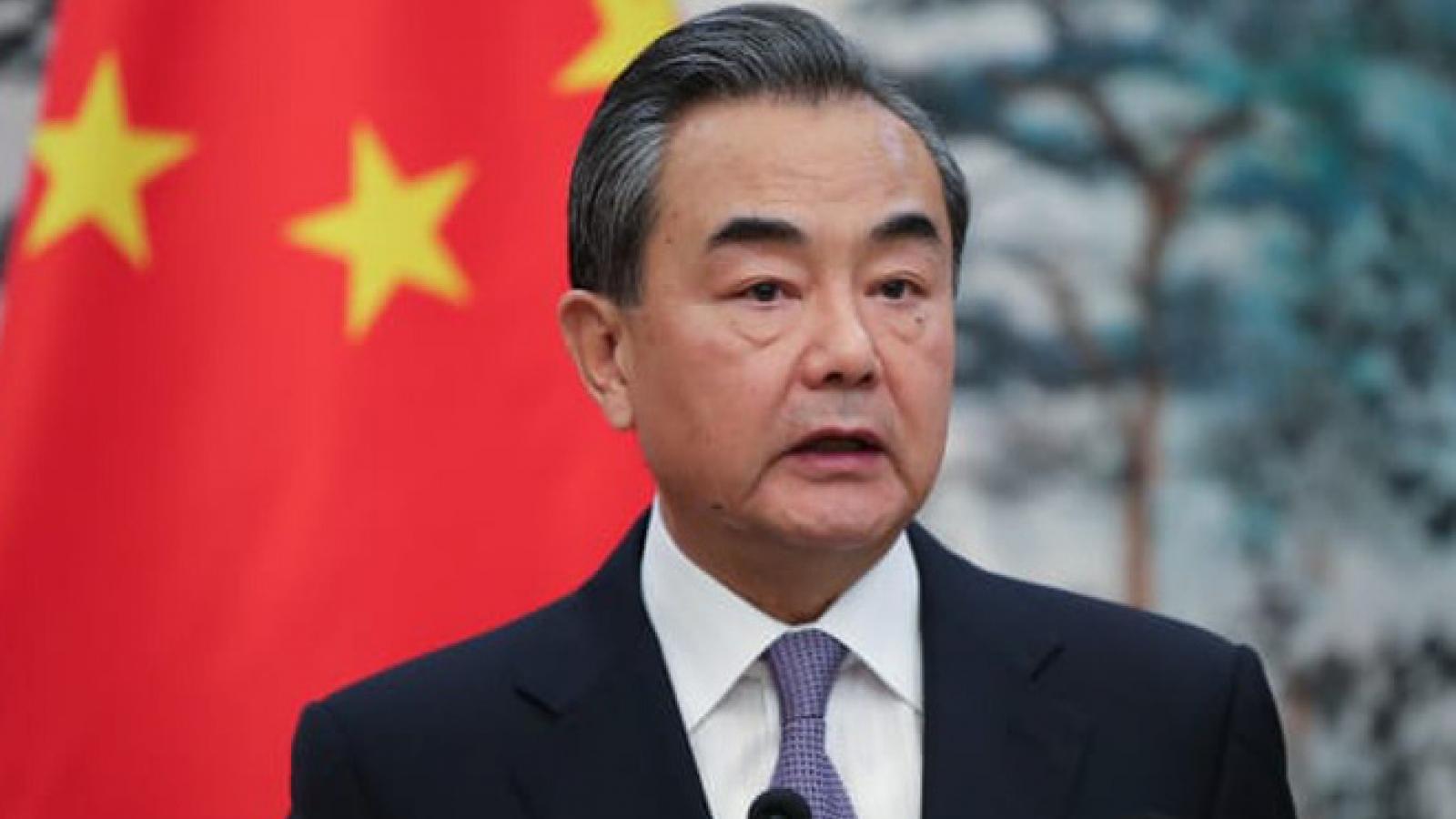 Bộ trưởng Ngoại giao Trung Quốc chuẩn bị thăm Lào