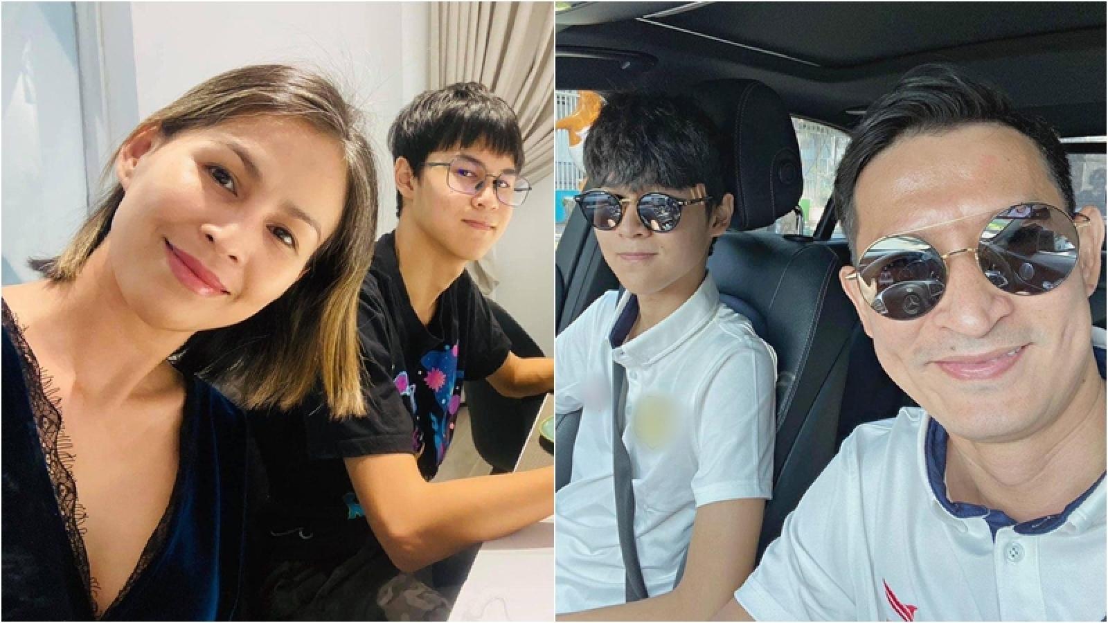 Nuôi con như vợ cũ Huy Khánh: Nhà không ti vi, điện thoại và không tiếp khách