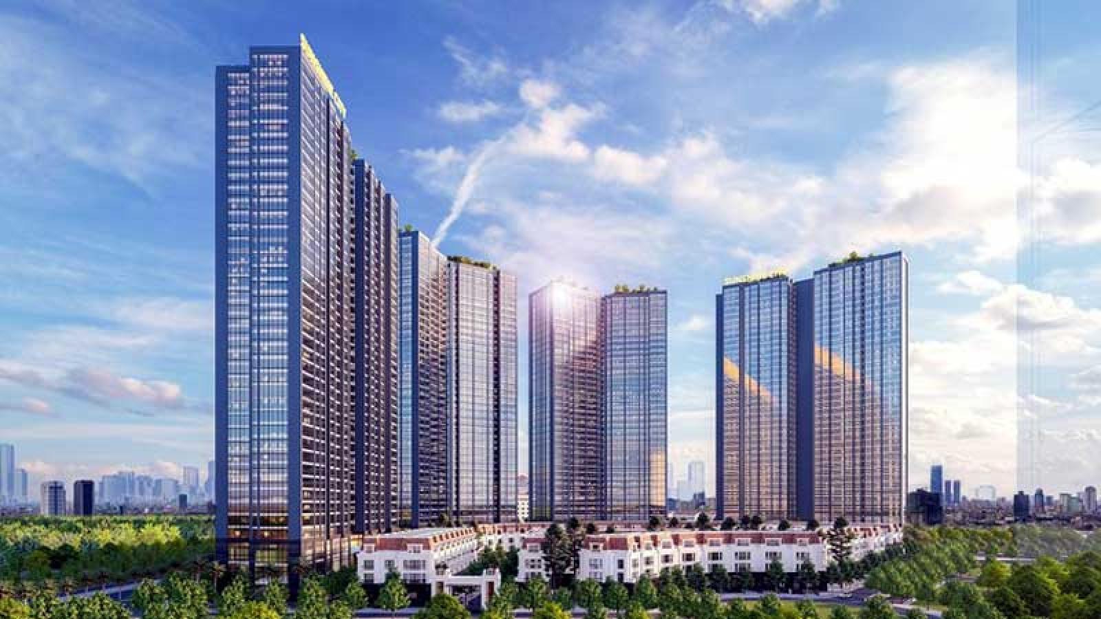 """5 khu đô thị """"đã về là không muốn ra ngoài"""" tại Hà Nội và TP HCM"""
