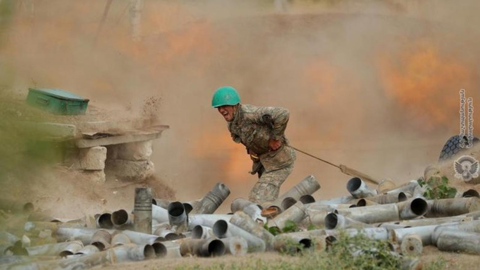 Xung đột Azerbaijan-Armenia: Nước cờ hiểm của Ankara khiến Moscow đau đầu
