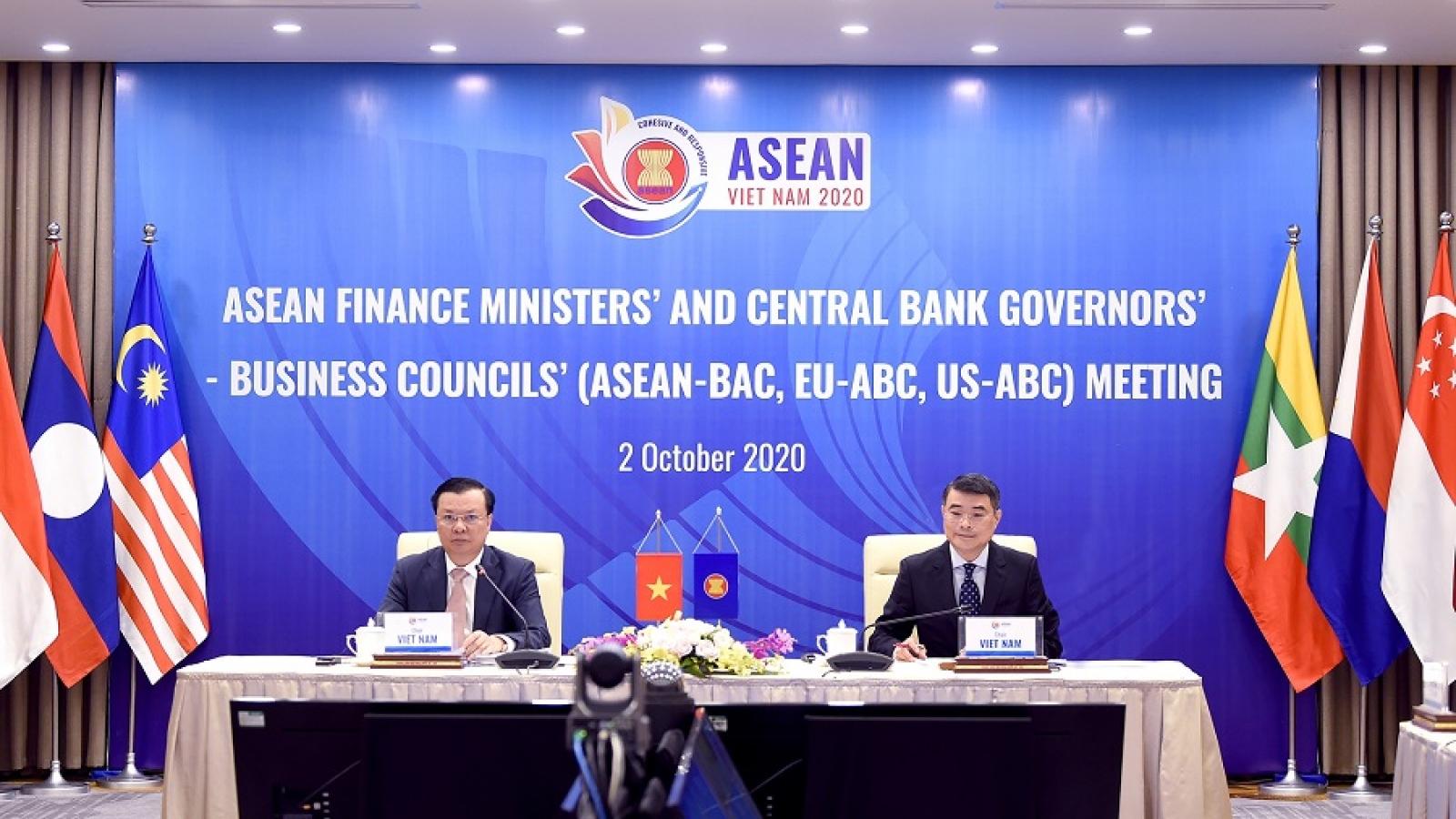 Thúc đẩy tài chính toàn diện và kết nối thương mại số trong khu vực ASEAN