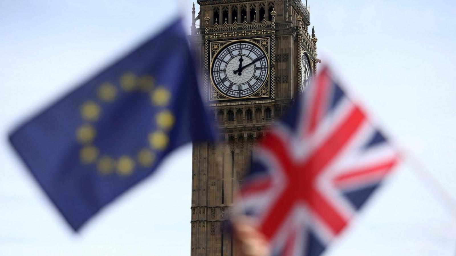 Thỏa thuận thương mại EU - Anh không có tiến triển thực chất
