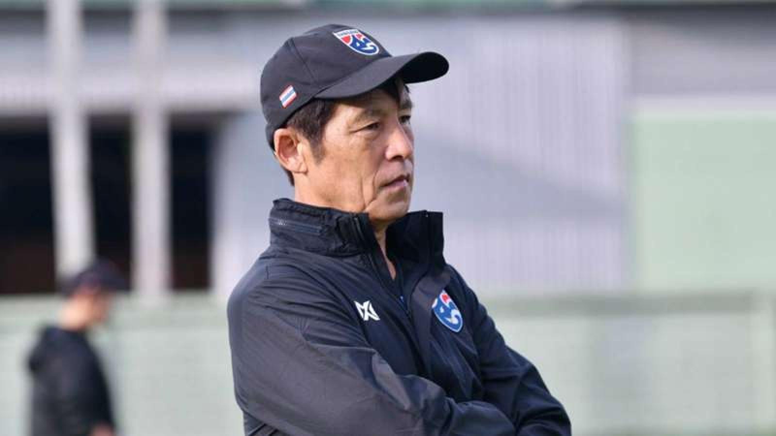 Đặt mục tiêu cao ở vòng loại World Cup & AFF Cup, ĐT Thái Lan tập trung giữa dịch Covid-19