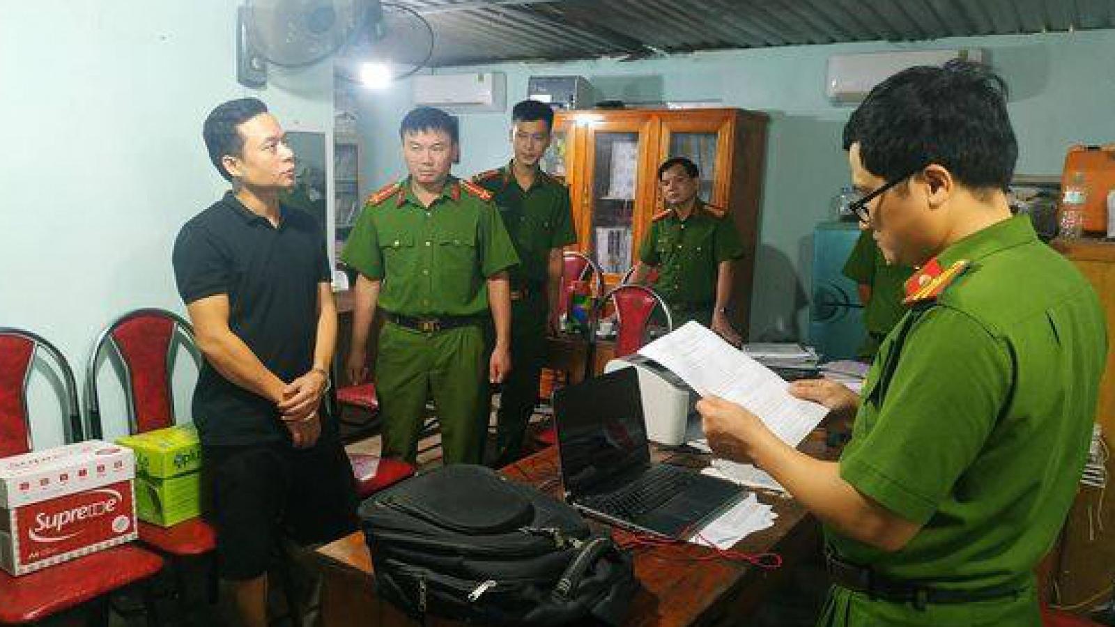 Cán bộ địa chính nhận hối lộ 20 triệu đồng ở Tuyên Quang