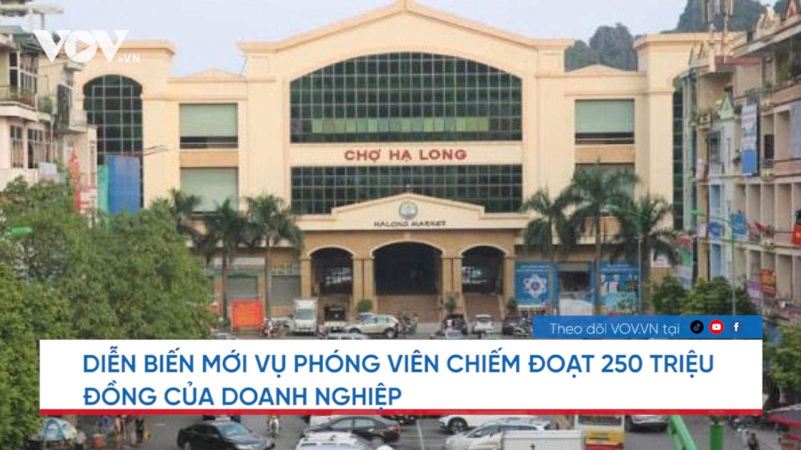 Nóng 24h: Bắt Trưởng văn phòng đại diện báo Nông thôn ngày nay khu vực Đông Bắc