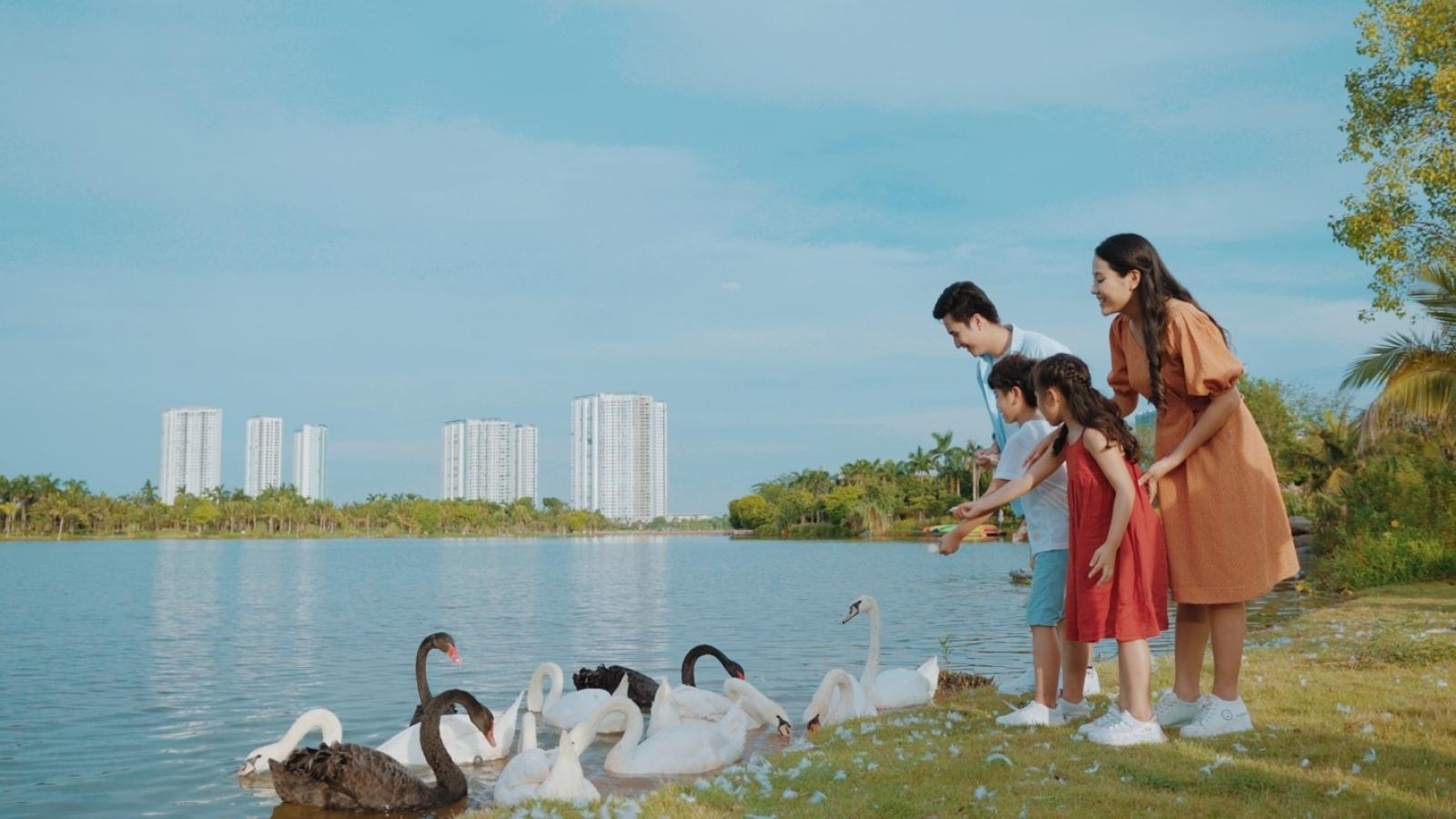 Ecopark nhận giải thưởng đại đô thị tốt nhất Việt Nam
