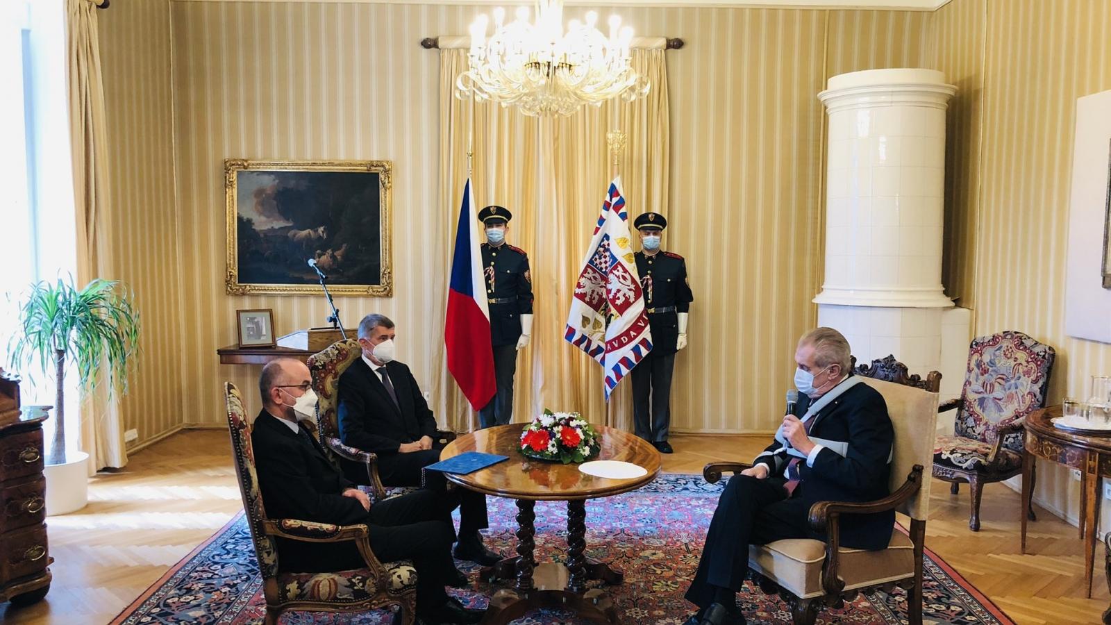 Séc bổ nhiệm Bộ trưởng Y tế thứ 3 sau 6 tuần ứng phó với Covid-19