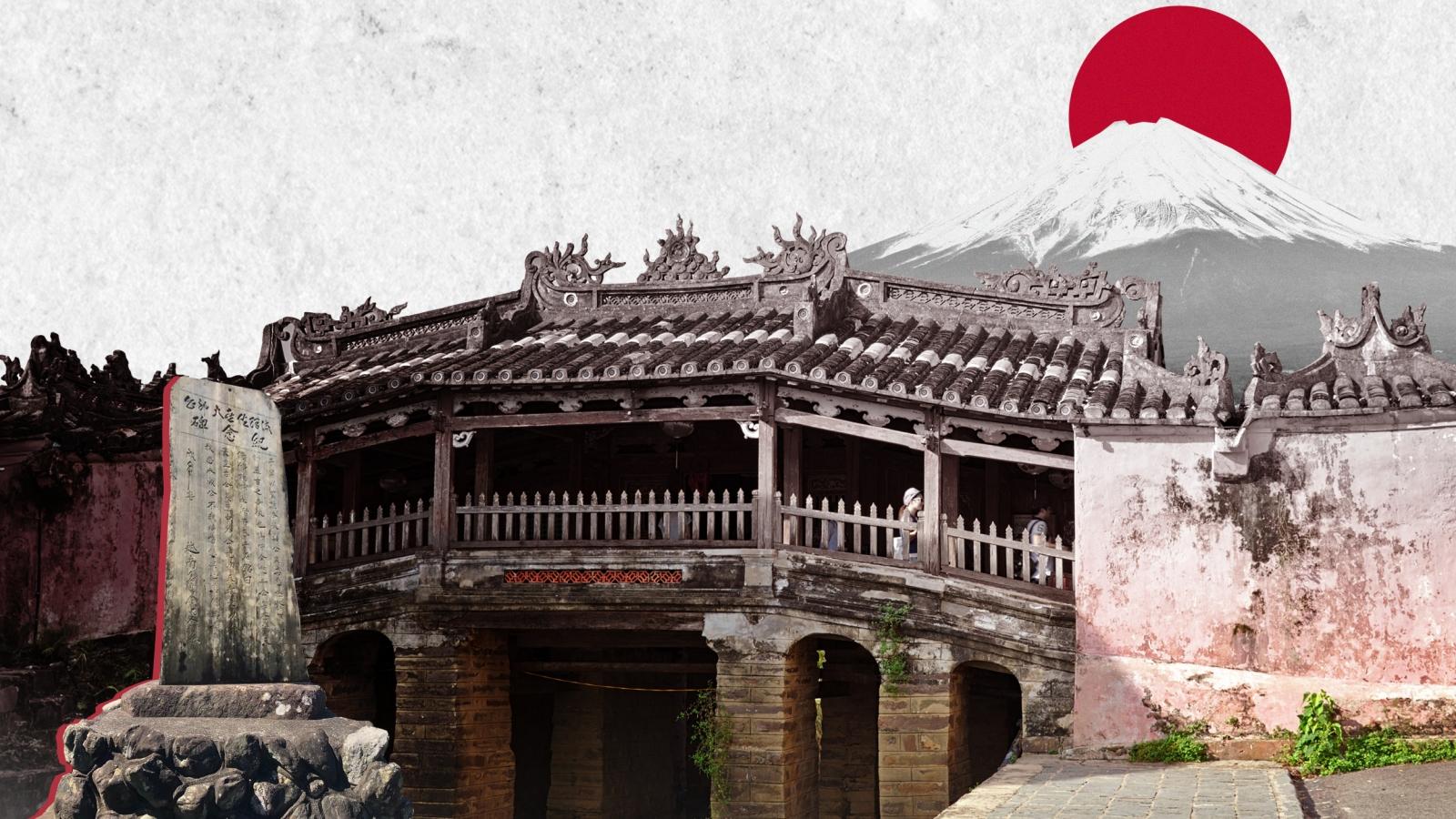 Việt Nam - Nhật Bản, những dấu ấn lịch sử