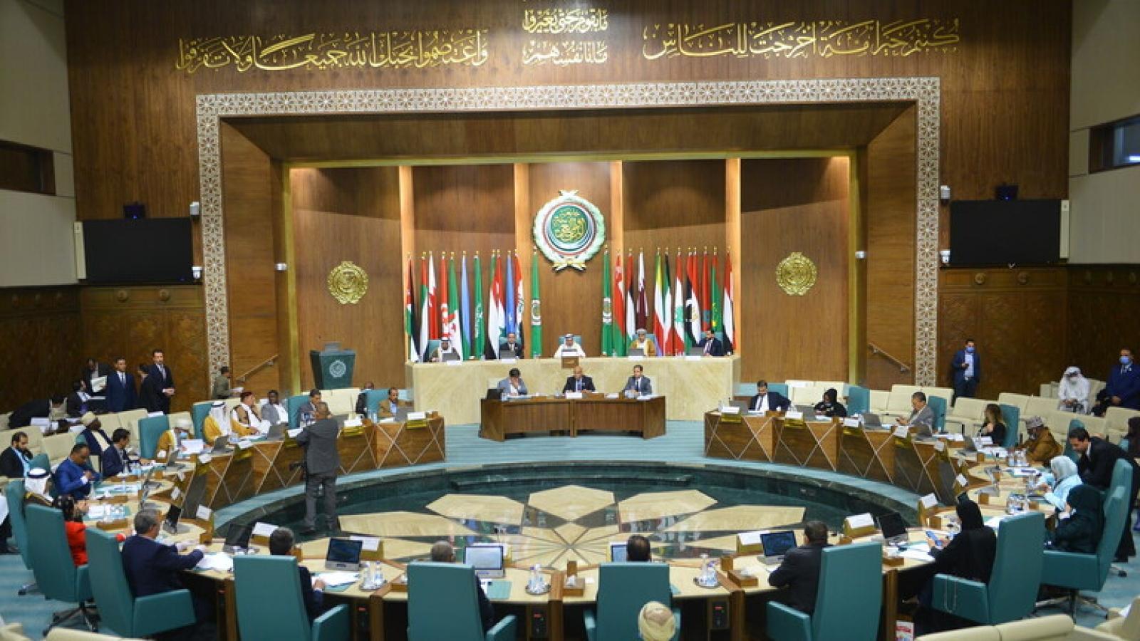 Nghị viện Arab ủng hộ một giải pháp chính trị toàn diện cho Libya