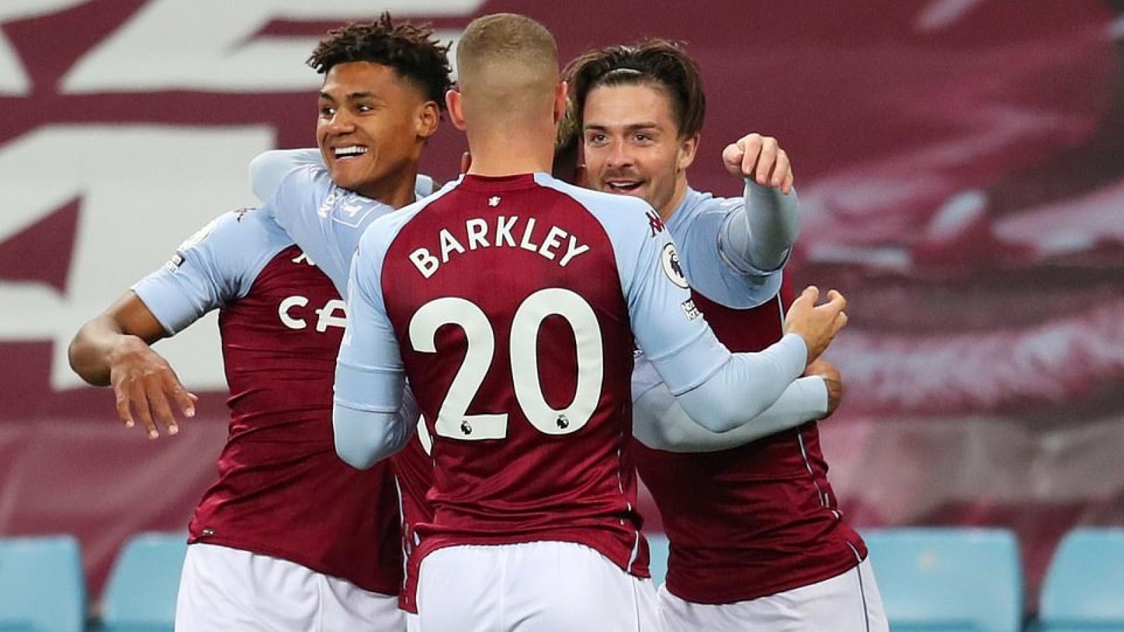 Aston Villa 7-2 Liverpool: Cú shock không tưởng