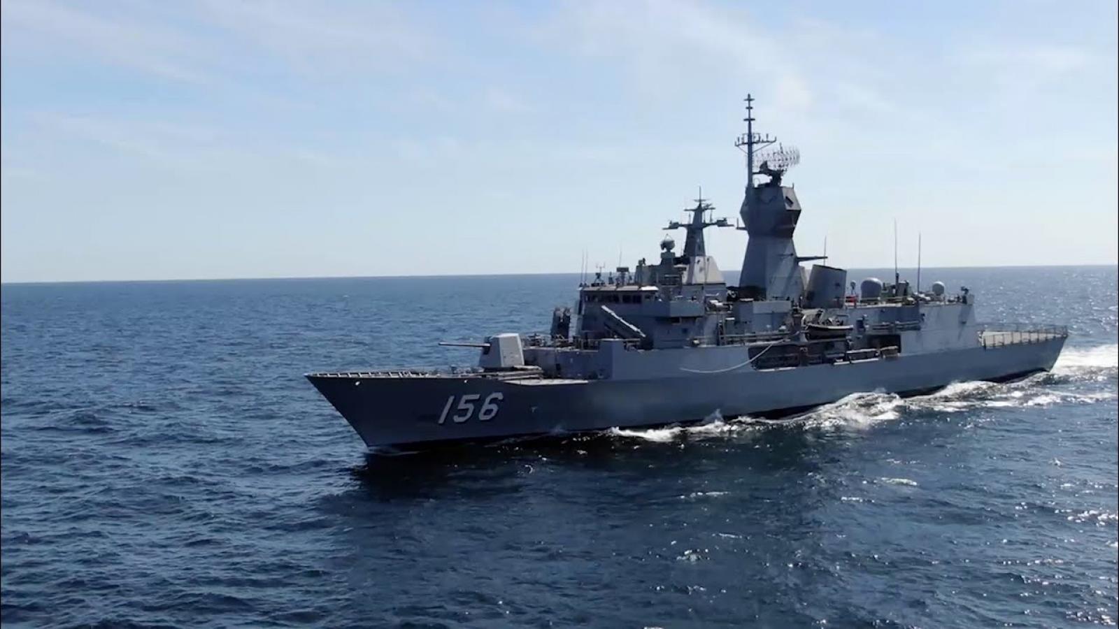 Australia chấm dứt hiện diện tại Trung Đông để tập trung vào Ấn Độ-Thái Bình Dương