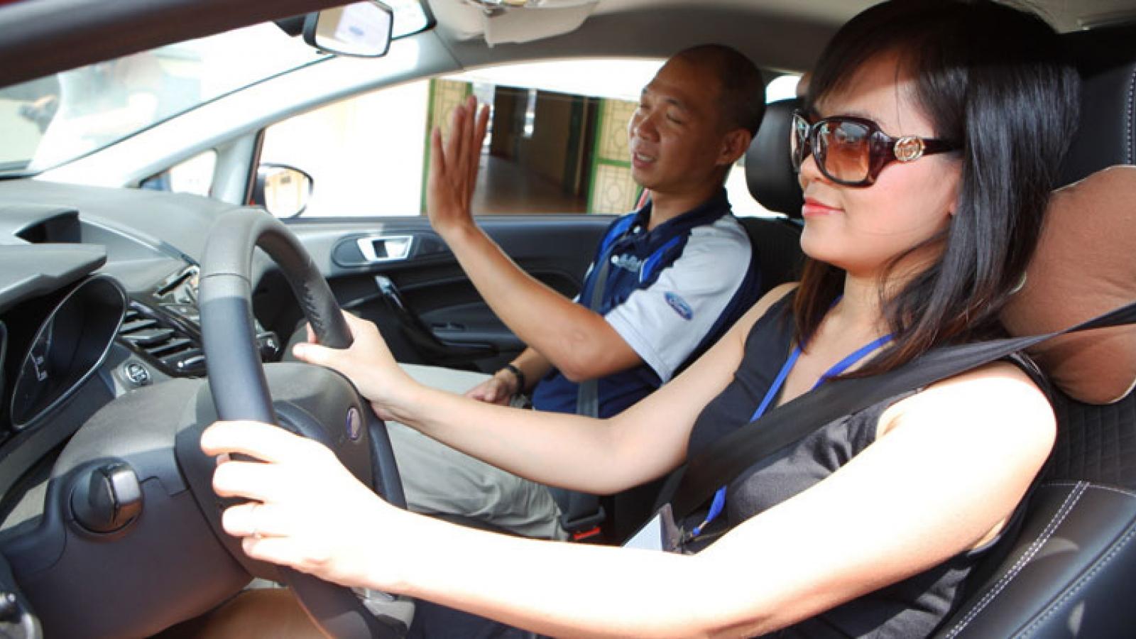 Những gợi ý đơn giản nhưng hữu ích cho các tài xế mới lái