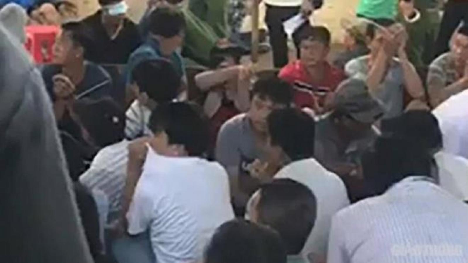 Khởi tố 43 người liên quan vụ trường gà 'khủng' bị bắt ở TP.HCM