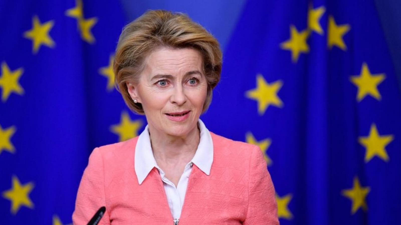 """Hội nghị thượng đỉnh EU """"bàn cách"""" đối phó làn sóng Covid-19 thứ 2"""